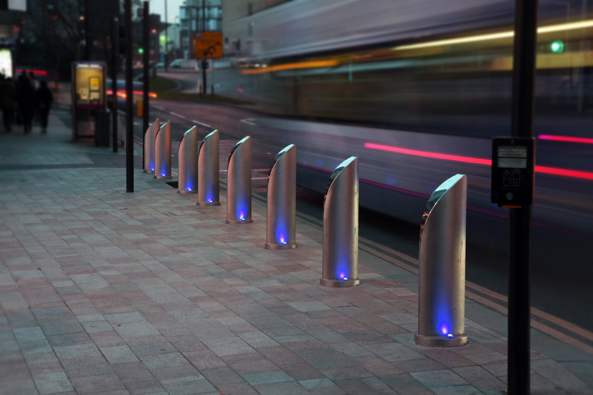 Bollard Architectural lighting2