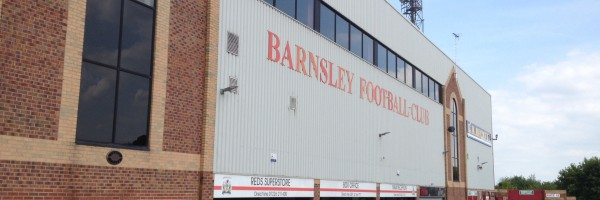 barnsley football club our home town install led lighting by ark