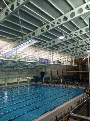 Olympic Swimming Pool Ark Lighting Ltd